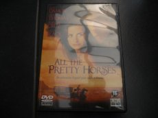 - DVD - All The Pretty Horses -