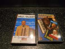 - Cassettes / Willy Staquet -