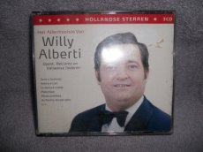 - Cd - 3 dubbel cd  Willy Alberti -