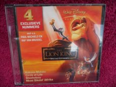 - Cd - The lion king -